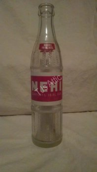 10 Ounce Nehi Bottle circa 1950