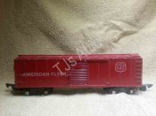 American Flyer 642 Red Box Car