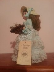 Miss Aquamarine Birthstone Bradley Doll SD771