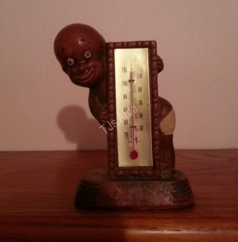 Diaper Dan Thermometer