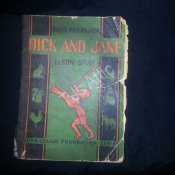 Dick and Jane Basic Pre-Primer 1936 Softback