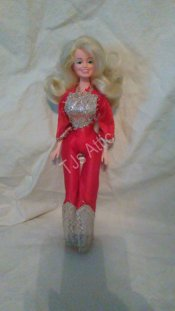 Dolly Parton Poseable Doll