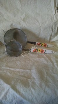 EKCO Vintage Strainers - Set of Two