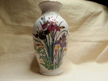 Interpur Iris Vase