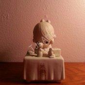 Precious Moments My Happiness Collectors Club Figurine