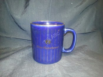 Price Waterhouse Coffee Cup