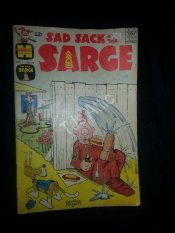 Sad Sack and the Sarge October 1962