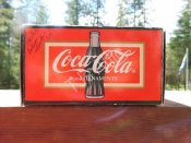 Thirsting For Adventure Bottling Works Coca-Cola Ornament