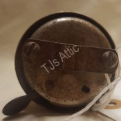 N. N. Hill Brass Co. Bicycle / Tricycle Thumb Ring Bell