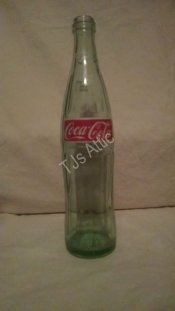 16 Ounce Vintage Coca Cola Bottle