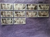 Complete 50 Card Tobacco Set 1936 Ardath Who Is This??